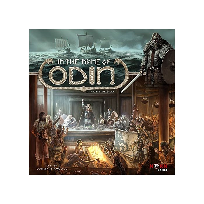 In the Name of Odin (New)