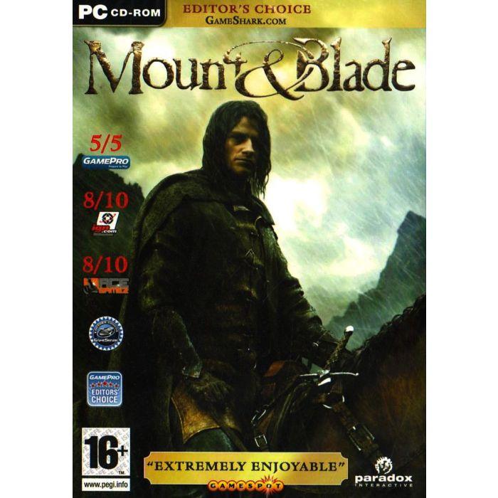 Mount & Blade (PC CD) (New)