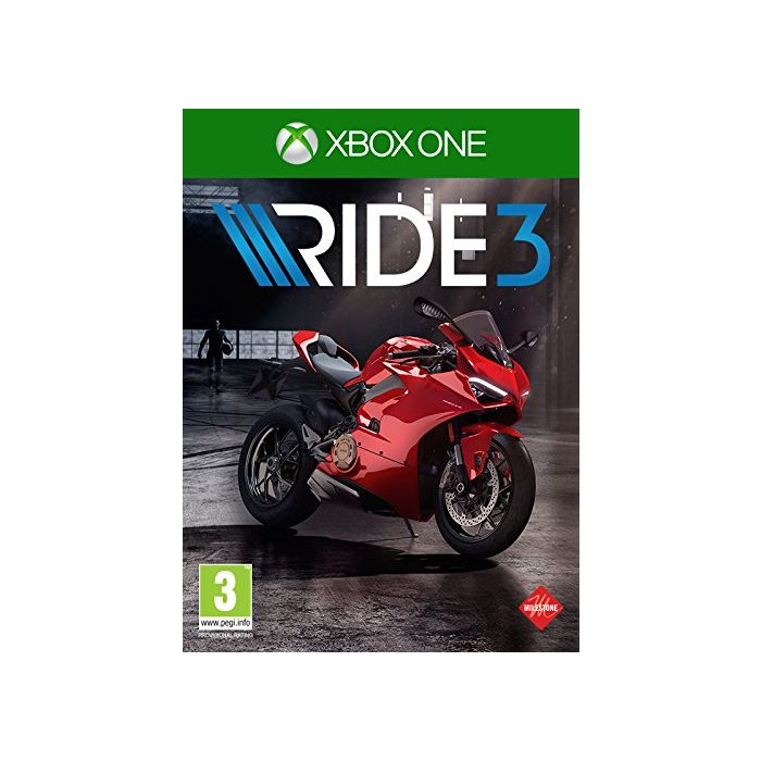 Ride 3 (Xbox One) (Preowned)