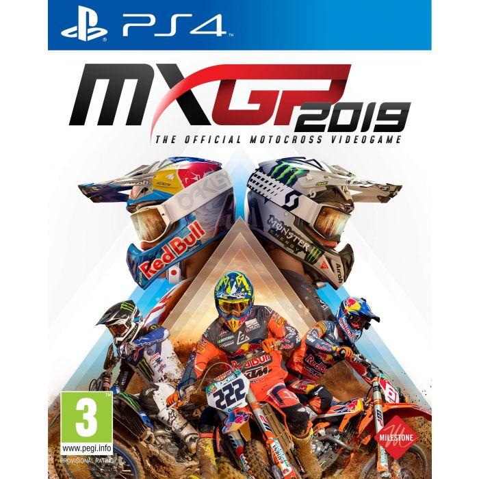 MXGP 2019 (PS4) (New)