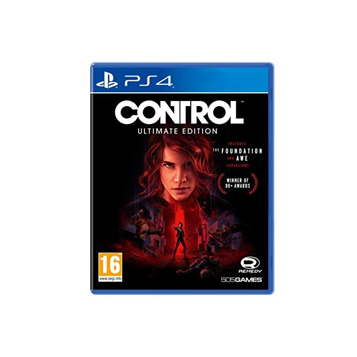 Control Ultimate Edition (PS4) (New)