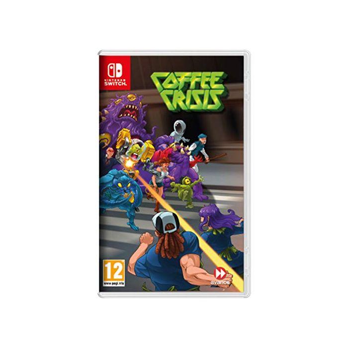 Coffee Crisis (Switch) (Nintendo Switch) (New)