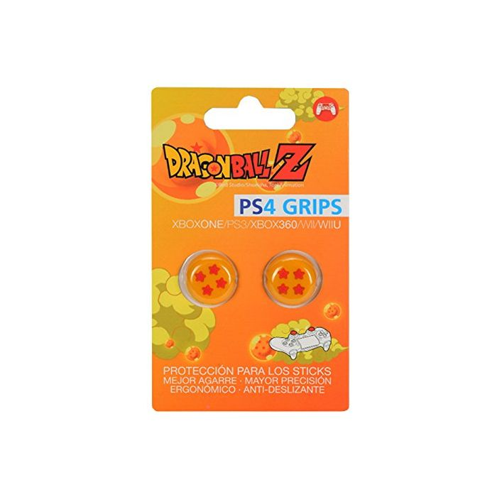 Dragon Ball Z Thumb Grips