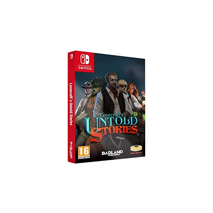 Lovecraft's Untold Stories - Collector's Edition (Switch) (New)