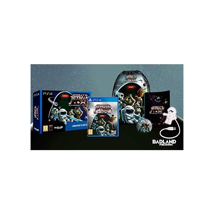 Willy Jetman: Astromonkey's Revenge (PS4) (New)