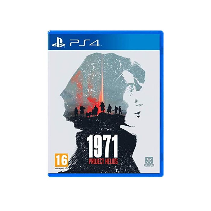1971 Project Helios (PS4) (New)