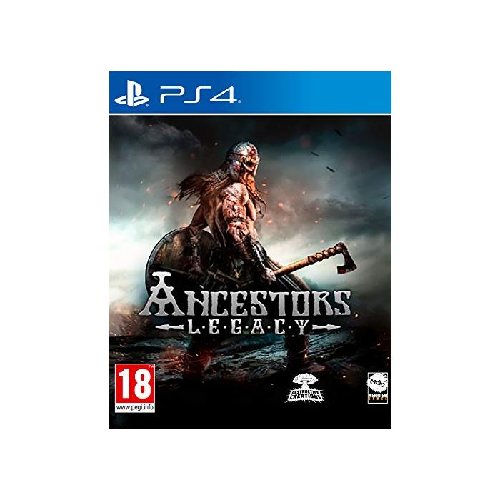 Ancestors Legacy (PS4) (New)