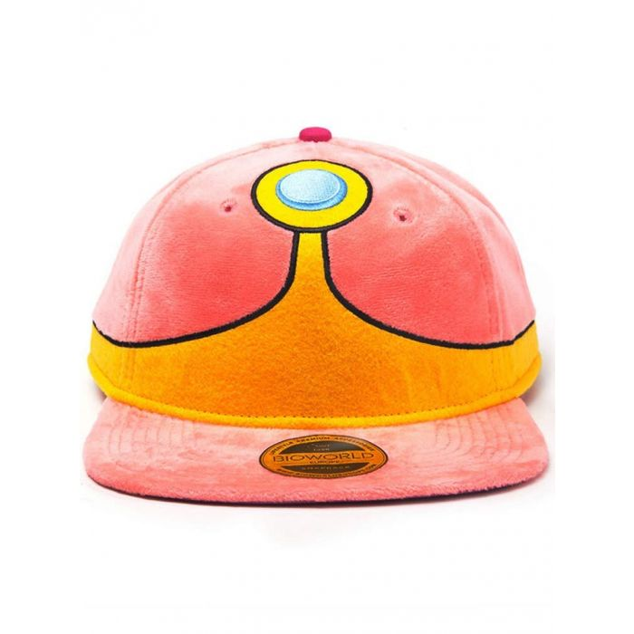 Adventure Time Princess Bubblegum Baseball Cap, Pink, One Size (New)