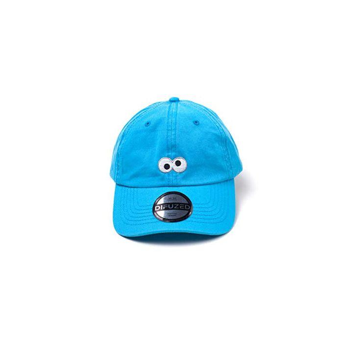 Sesamestreet Cap SesameStreet - Cookie Monster Dad Cap Blue (New)