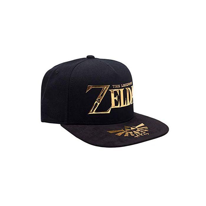 The Legend of Zelda Snapback Cap Cap Black (New)