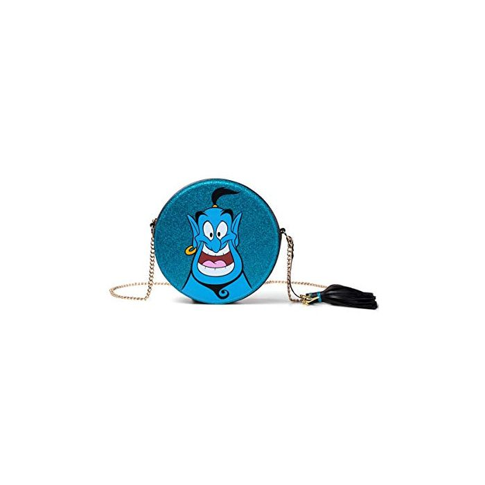 Disney - Aladdin - Genie Round Glitter Shoulderbag (New)