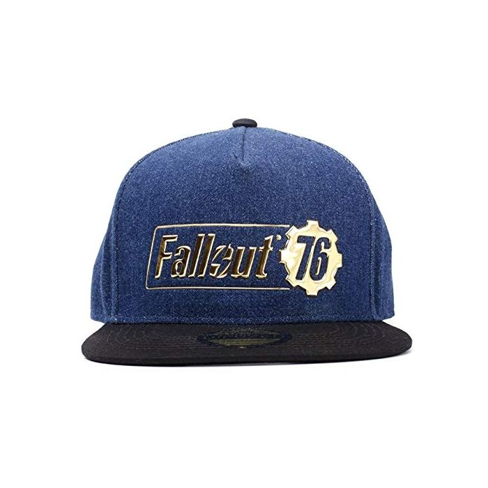 Difuzed Fallout - Fallout 76 Logo Badge Snapback (New)