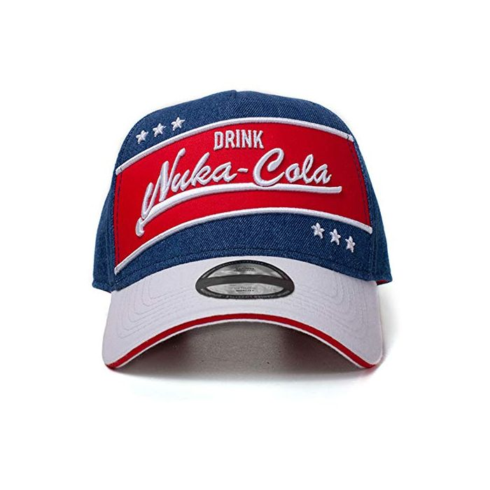 Difuzed Fallout 76 - Drink Nuka-Cola Vintage Cap (New)