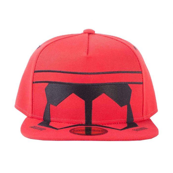 Star Wars - Episode IX - Red Trooper Snapback (New)