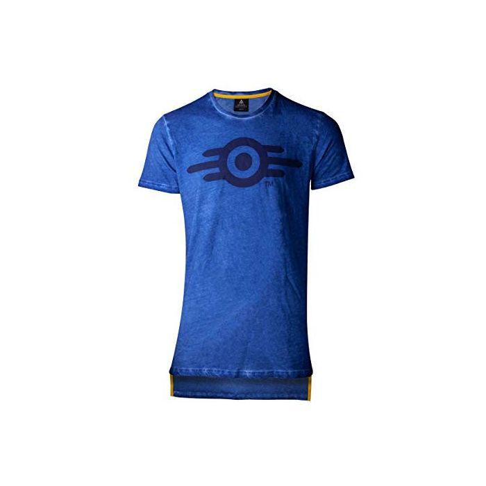 Difuzed Fallout 76 - Oil Vault Men's T-Shirt (L) (New)