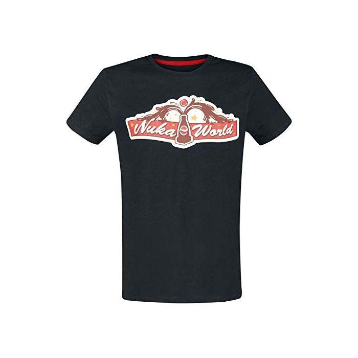 Difuzed Fallout - Fallout 76 Nuka World Men's T-Shirt (L) (New)
