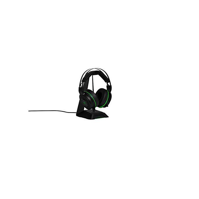 Razer Thresher Ultimate Wireless Gaming Headset (Black/Green) (Xbox One) (New)