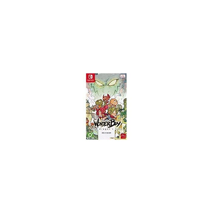 Wonder Boy The Dragon's Trap (English & Chinese Subtitles) (Nintendo Switch) (New)