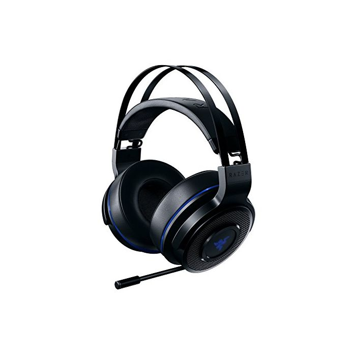 Razer Thresher 7.1 Playstation 4 (PS4) Wireless Gaming Headset, 7.1 Surround Sound with Retractable Microphone (New)