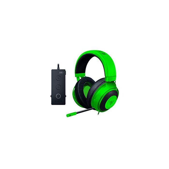 RAZER Kraken Tournament Edition 7.1 Gaming Headset (Green) (PC)