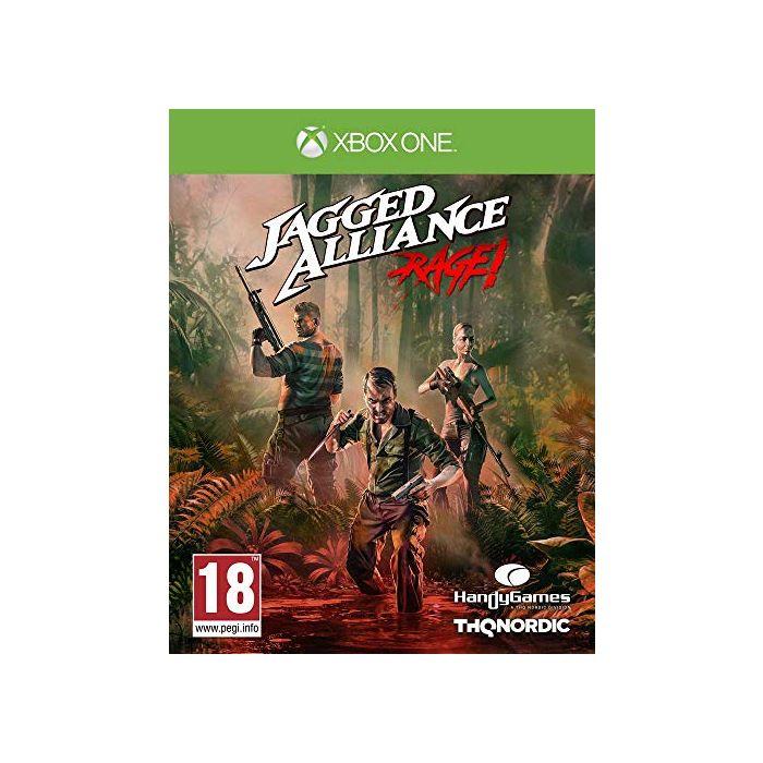 Jagged Alliance Rage (Xbox One) (New)
