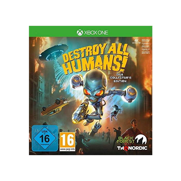 Destroy All Humans! DNA Collector's Edition - Xbox One (New)