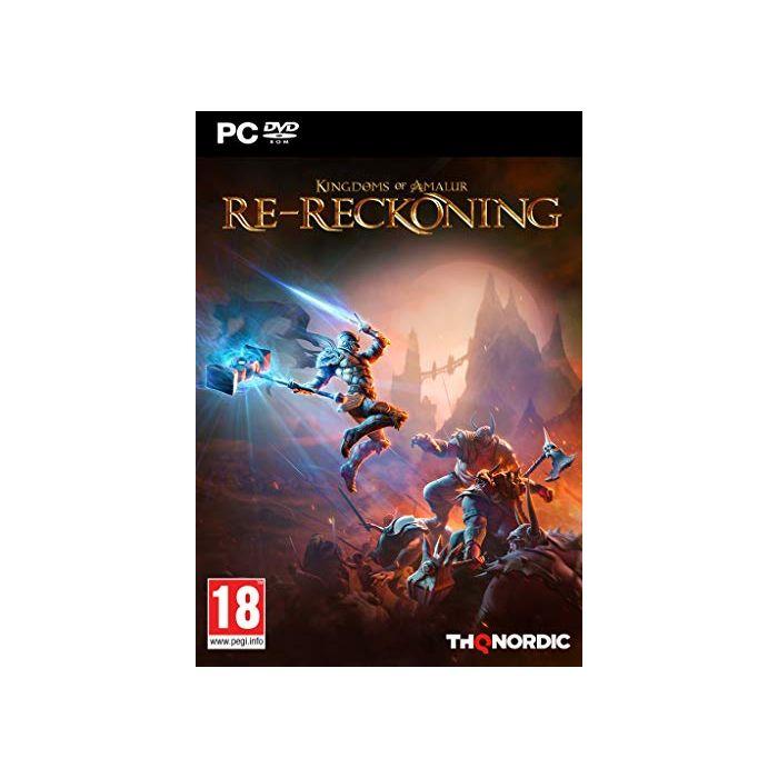 Kingdoms of Amalur Re-Reckoning (PC) (New)