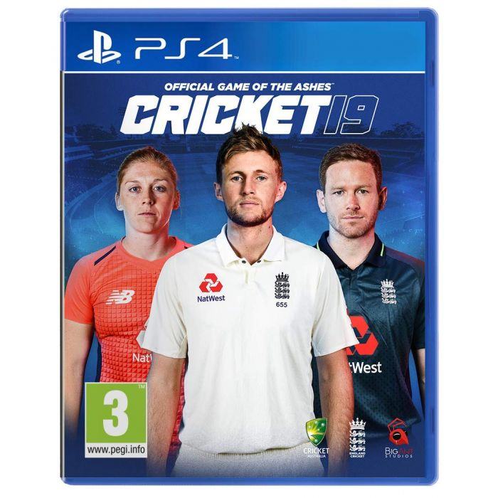 Cricket 19 - The Official Game of the Ashes (PS4) (Preowned)