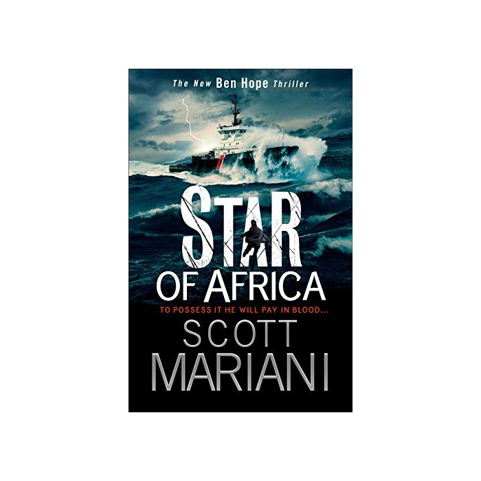 Star of Africa (Ben Hope, Book 13) (New)