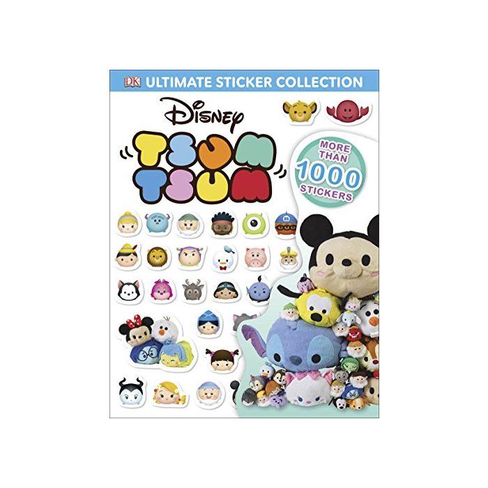 Disney Tsum Tsum Ultimate Sticker Collection (DK) (New)