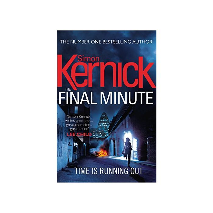 The Final Minute: (Tina Boyd 7) (New)