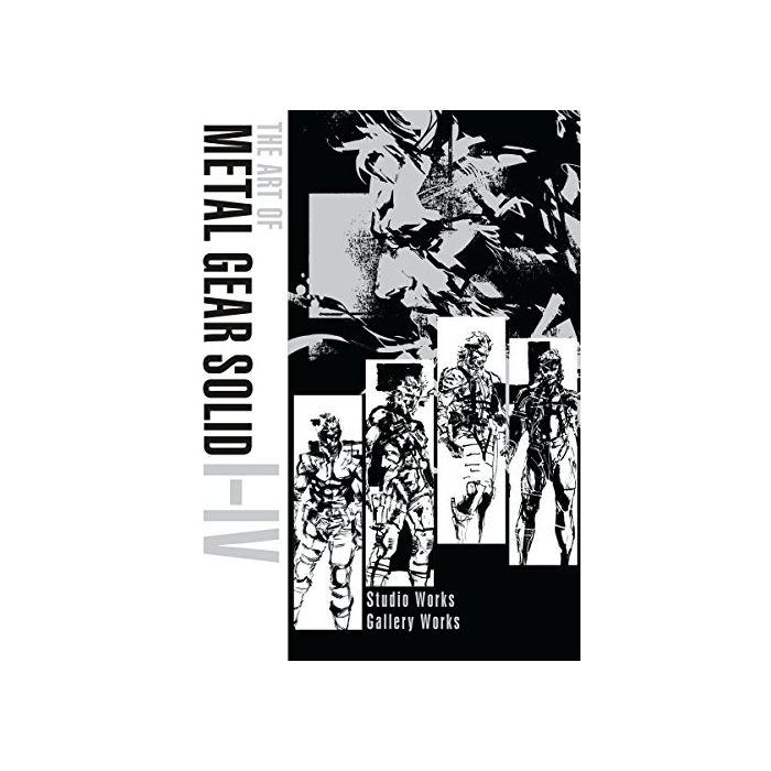1-4: Art of Metal Gear Solid I-IV (New)