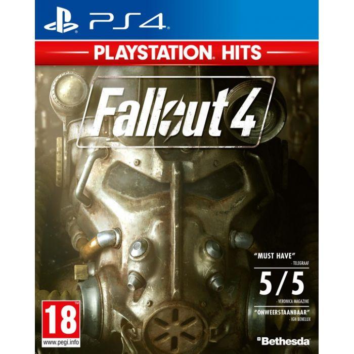 Fallout 4 (Playstation Hits) (PS4) (New)