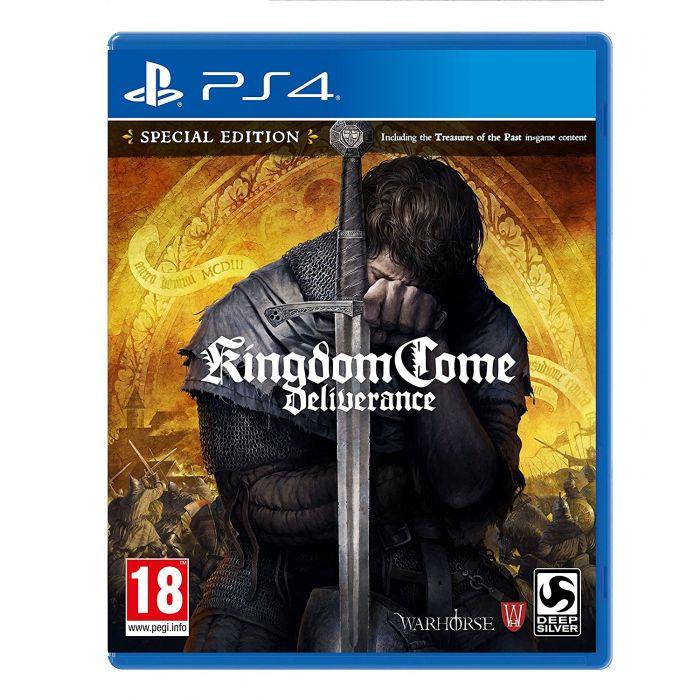 Kingdom Come Deliverance (Special Edition) (PS4) (Preowned)