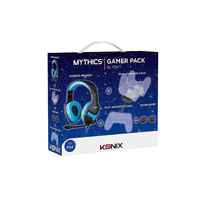 PS4 Gamer Pack (PS4) (New)