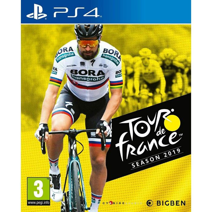 Tour de France: Season 2019 (PS4) (New)