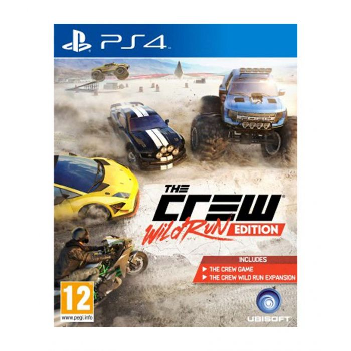 The Crew Wild Run Edition (PS4) (New)