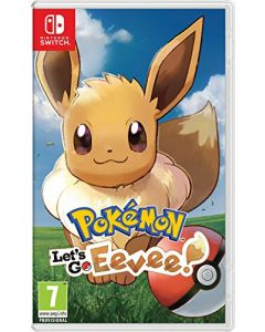 Pokemon: Let's Go! Eevee! (Nintendo Switch) (New)