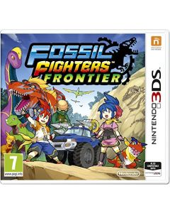Fossil Fighters: Frontier (Nintendo 3DS/2DS) (New)