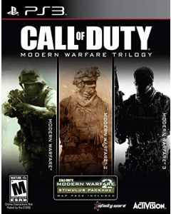 Call of Duty Modern Warfare Collection  (PS3) (New)