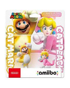 amiibo Cat Mario and Cat Peach (Nintendo Switch) (New)