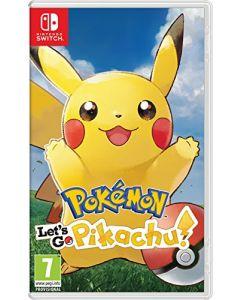 Pokemon: Let's Go! Pikachu! (Nintendo Switch) (New)
