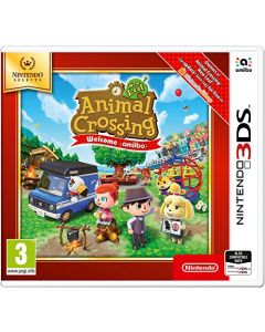 Animal Crossing New Leaf: Welcome Amiibo (3DS) (Selects) (New)