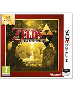 Legend of Zelda: A Link Between Worlds (Selects) (3DS) (New)