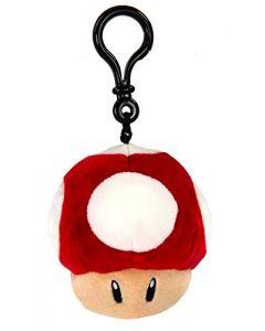 Nintendo Clip on Mushroom (New)