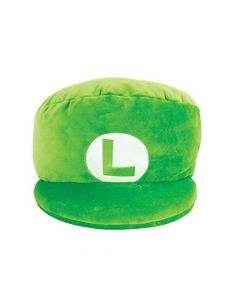 Green Luigi Hat Plush  (New)