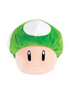 Mario Kart Nintendo 1Up Mushroom Mega Plush Toy (New)