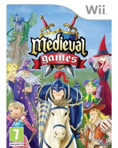 Medieval Games (Wii) (Nintendo Wii) (New)