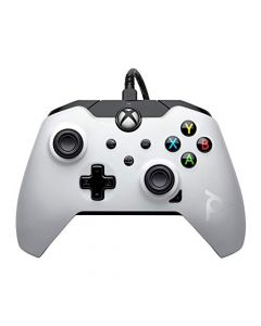 PDP Controller Wired for Xbox Series X White (New)
