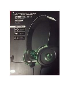 Afterglow Prismatic Headset Wired (Xbox 360) (New)